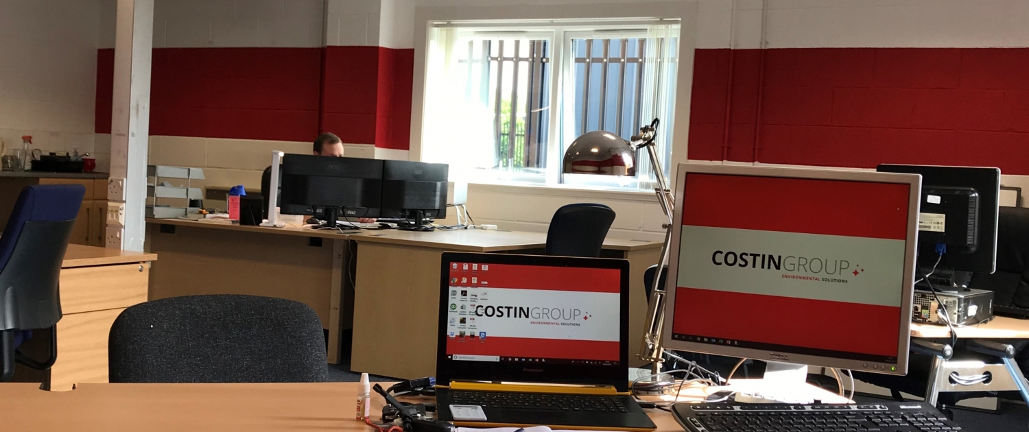 Costin Group - Office After Picture